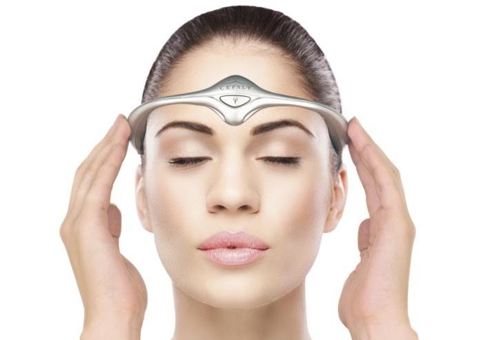 Cefaly,un dispositivo indossabile che previene il mal di testa