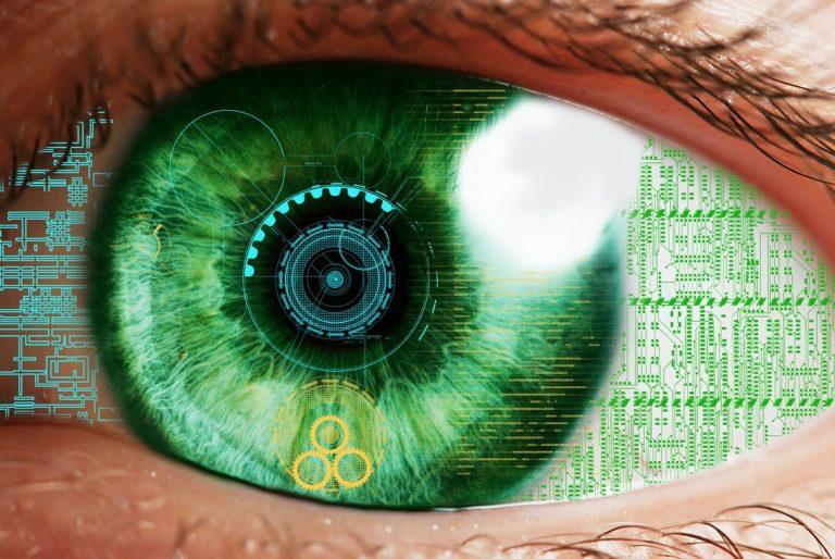 Occhio bionico in grado di restituire la vista