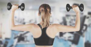 Sollevare pesi per combattere tristezza e depressione
