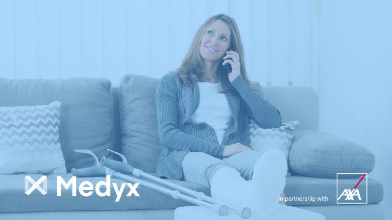 Medyx e AXA Partners insieme per la salute dell'assicurato